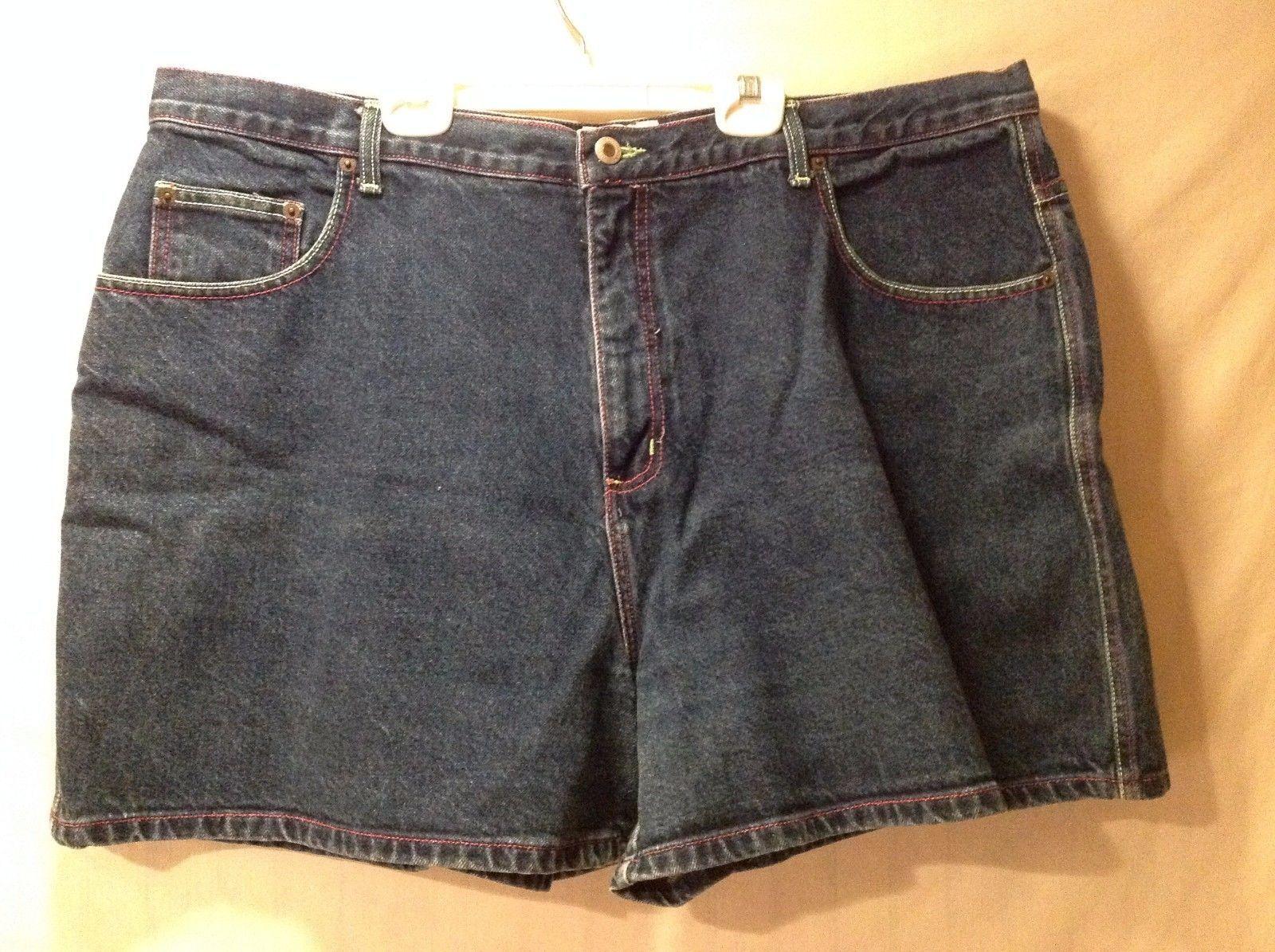 Great Condition Carolina Colours Carolina Blues 100% Cotton Size 24 Denim Shorts