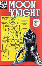 Moon Knight Comic Book #19 Marvel 1st Arsenal New Unread Very FINE- - $12.59