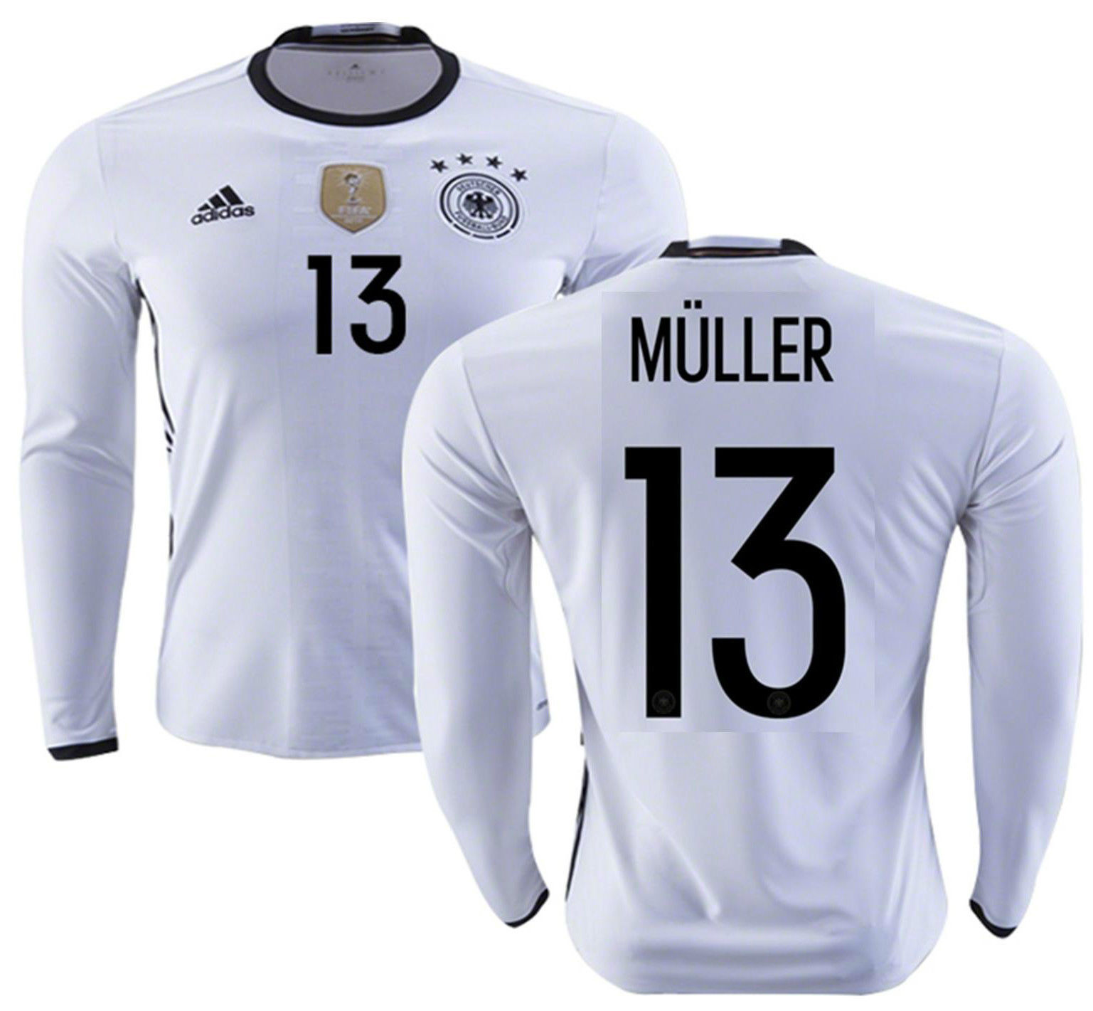 124388b064d Adidas Germany Euro 2016 Thomas Muller Long and 50 similar items. 57