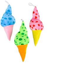 """9"""""""" Plush Toy Ice Cream Cone Case Pack 288 - $861.13"""