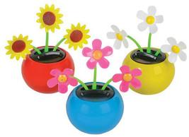 """3"""""""" Mini solar powered flower pot toy novelty C... - $323.29"""