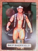 2010  TOPPS PLATINUM   #90   SKIP    SHEFFIELD     *WWE651 - $0.99