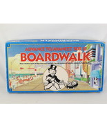 Advance to Boardwalk Board Game 1985 Parker Brothers 100% Complete Excellent - $12.75