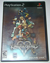 Playstation 2 - KINGDOM HEARTS (Complete with Manual) - $15.00