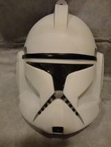 Star Wars Clone Trooper Halloween Mask Pvc Child Size - $7.87