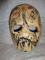 Scarecrow Batman Halloween Eva Foam Mask Child Size - $7.87