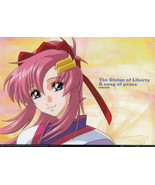 "Gundam Seed Destiny ""A Song of Peace"" Photo Col... - $4.88"
