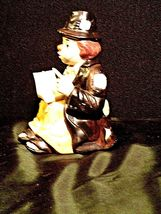 Emmett Kelly Clown Music Box Vintage Sun Saint image 4