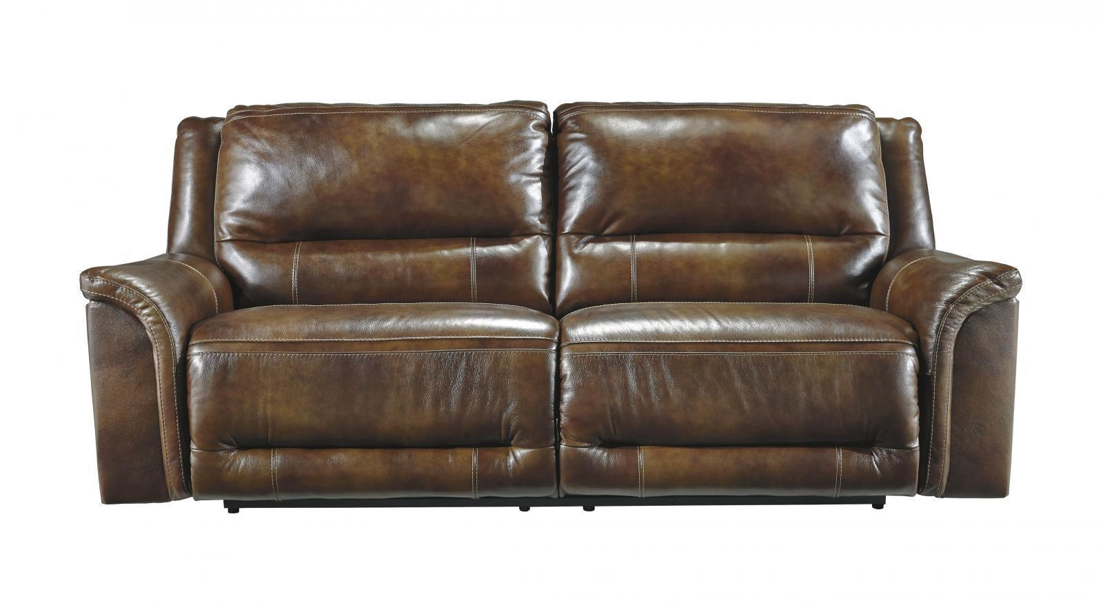 Ashley Jayron Living Room Reclining Sofa in Harness Contemporary Style