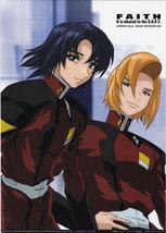 """Gundam Seed Destiny """"Faith"""" Photo Collection Cell / Cel - $4.88"""