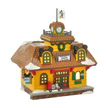 Department 56 Disney Mickey's Train Station Por... - $79.99