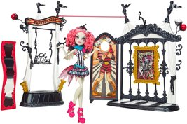 Monster High Freak du Chic Circus Scaregrounds ... - $44.99
