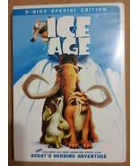 Ice Age (2 Disc DVD Movie) - $1.50