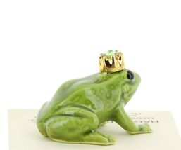 Birthstone Frog Prince August Simulated Peridot Miniatures by Hagen-Renaker image 5