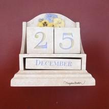 Hallmark Marjolein Bastin Perpetual Calendar Na... - $9.89