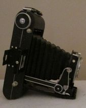 KODAK NO.1 DIOMATIC SHUTTER SENIOR SIX - 20  CAMERA 1926-31  BOX - $72.25