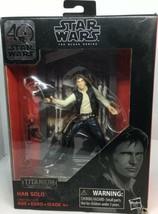 New Star Wars Black Series Titanium Series Han Solo 3.75 inch  - $17.82
