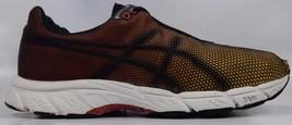 Men's Asics Gel Speedstar 5 Running Shoes Size US 12.5 M (D) EU 47 Yellow T112N