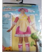 Lalalooppsy Sugar Cookie Child Costume Outfit Toddler 3T-4T NIP - $29.69
