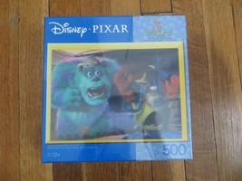 Disney Pixar Monsters Inc 3-D Visions Lenticula... - $23.25