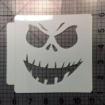 Scary Face Stencil 101 - $3.50+