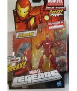 "The Return of Marvel Legands Iron Man 6 "" action figure Terrax Series NIP - $23.75"