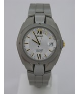 Seiko analog perpetual calendar, titanium, SLL151 - $364.32