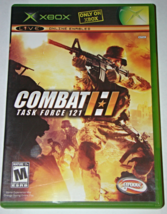 Xbox - Combat Task Force 121 - Groove (Complete With Instructions) - $10.00