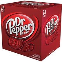 Dr Pepper (12 oz. cans, 24 pk.) - $23.77