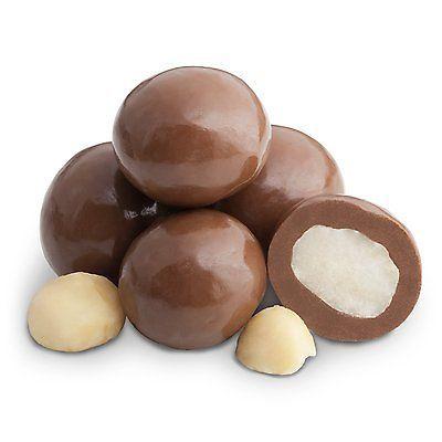 MILK CHOCOLATE MACADAMIA, 5LBS