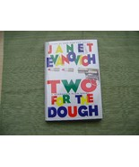 Stephanie Plum Two For the Dough Evanovich 1st? HB DJ - $12.00
