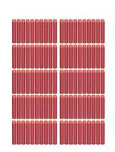 Smart Toys 1000 RED Foam Darts Refill Pack - Foam bullets w/ Orange soft... - $72.54