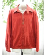 Polo Ralph Lauren Solid Red 100% Cotton Khaki Z... - $19.99