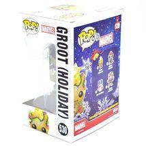 Funko Pop! Marvel Christmas Holiday Groot #530 Vinyl Bobble-Head image 3