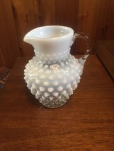 Fenton Art Glass French  Opalescent Hobnail Sma... - $25.73