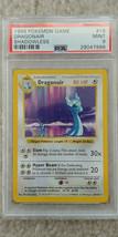 Pokemon Dragonair 18/102 Shadowless Base Set PSA 9 1999 Pokemon TCG Card - $74.99