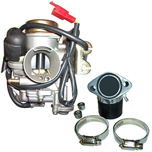 Primary image for Zoom Zoom Parts Performance Racing Race 32mm FOR GY6 150cc 150 Carburetor Intake