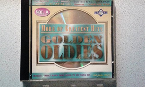 Fortunes, Roy Orbison, Trini Lopez, Searchers, Melanie.. [Audio CD] Golden Oldie