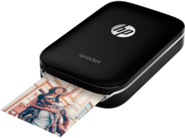 HP Sprocket Photo Printer - $136.91