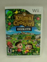 Animal Crossing City Folk Wii image 1