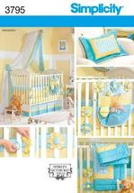 Simplicity Sewing Pattern 3795 Home Decorating, One Size - $37.61
