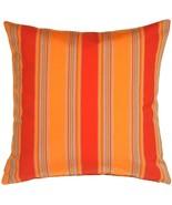 Pillow Decor - Sunbrella Bravada Salsa 20x20 Outdoor Pillow - $39.95