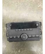 07-13 chevy Silverado radio receiver am fm opt UM7 PN 25790301 1500 2500... - $53.22