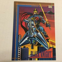 1993 Black Knight Super Heroes Marvel Comics Trading Card - $1.99