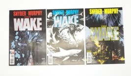 The Wake 1 2 3 Vertigo Comics Second Printing Variants Scott Synder Sean... - $11.37