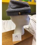 Civil War costume Confederate kepi size medium reenactment - $24.75