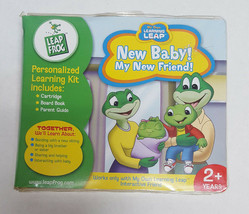 LeapFrog - My Own Learning Leap: New Baby! My New Friend! Game Cartridge Book - $7.99