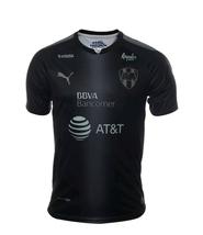 Nwt Club Monterrey Away Fan Jersey Season 17-18 Size Small To 2 - $44.99