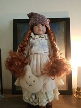 """Ashley Cooper Limited Edition Doll """"Marty"""" w/long red plaited hair 15"""" tall - $13.86"""