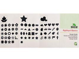 Slice Applique Basics Design Card and Design Guide, Cards & Scrapbooking image 3